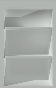 Planken element