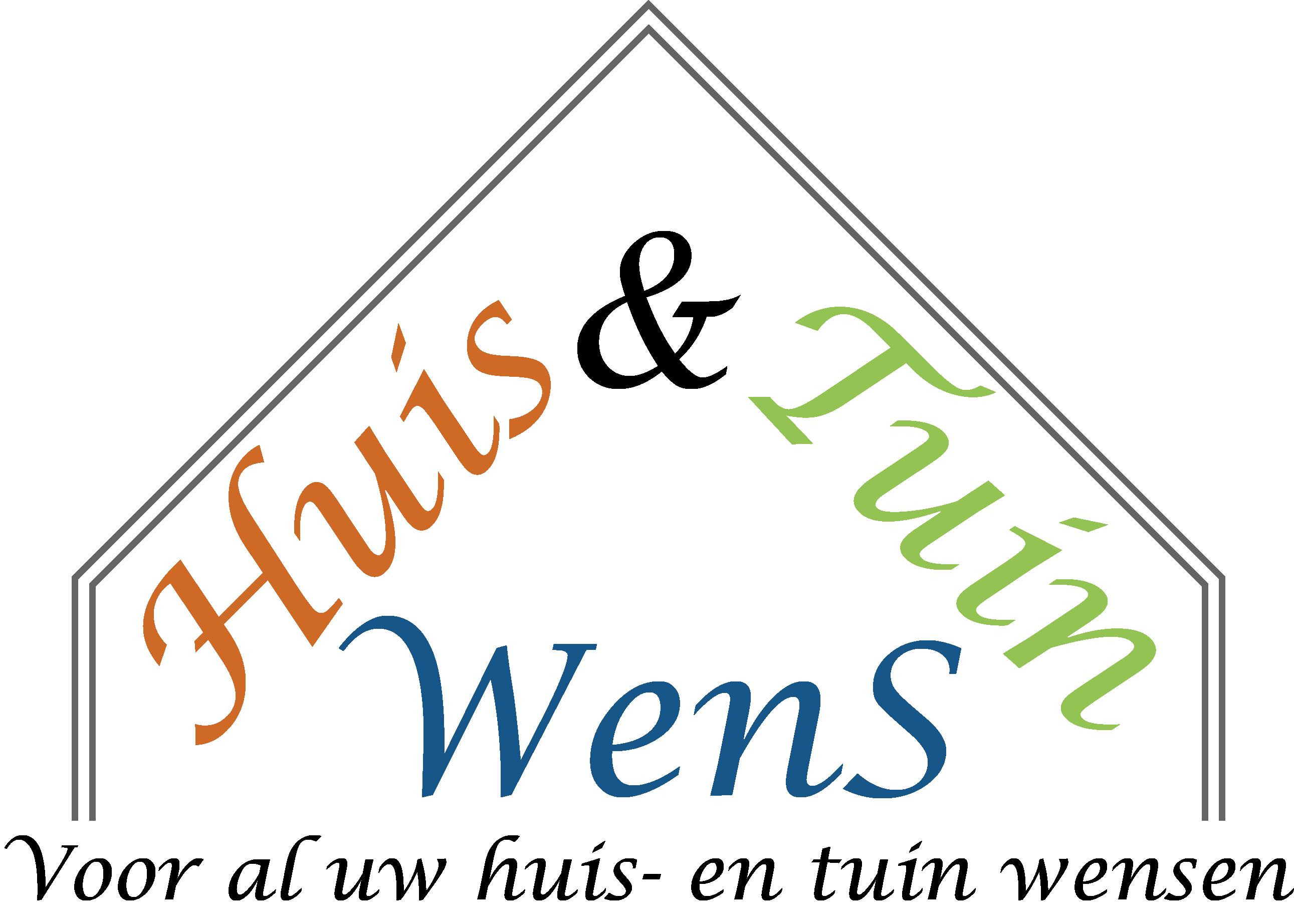 Logo wens huis en tuin