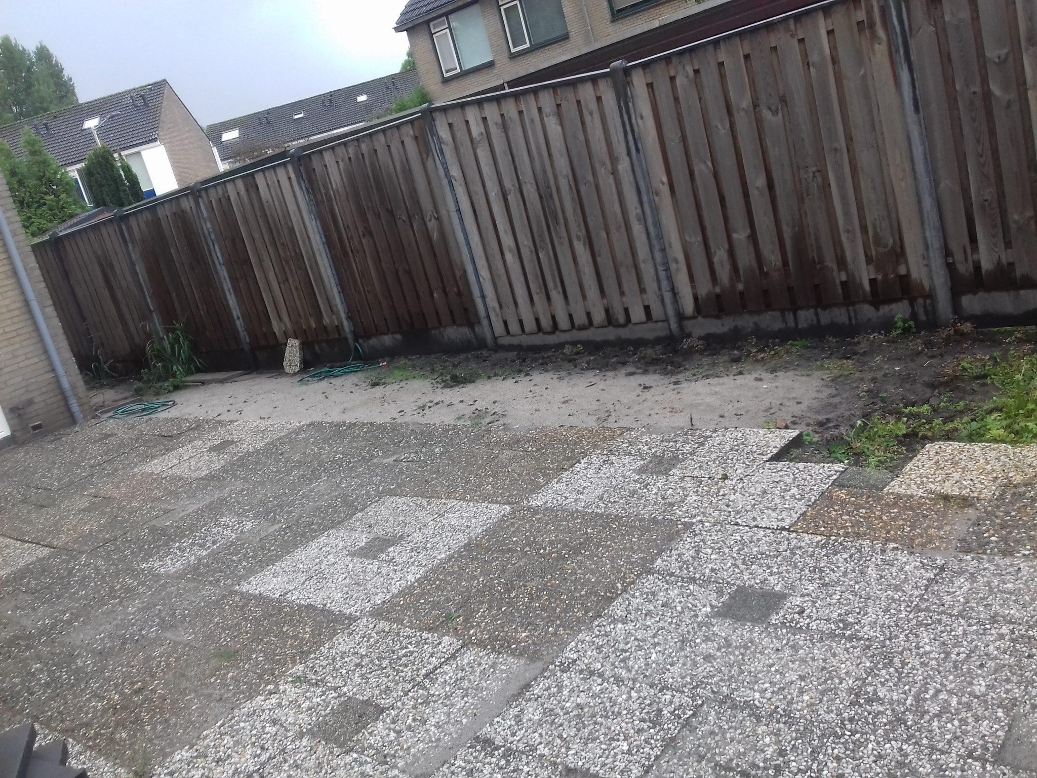 Tuin aanleg en onderhoud wens huis en tuin