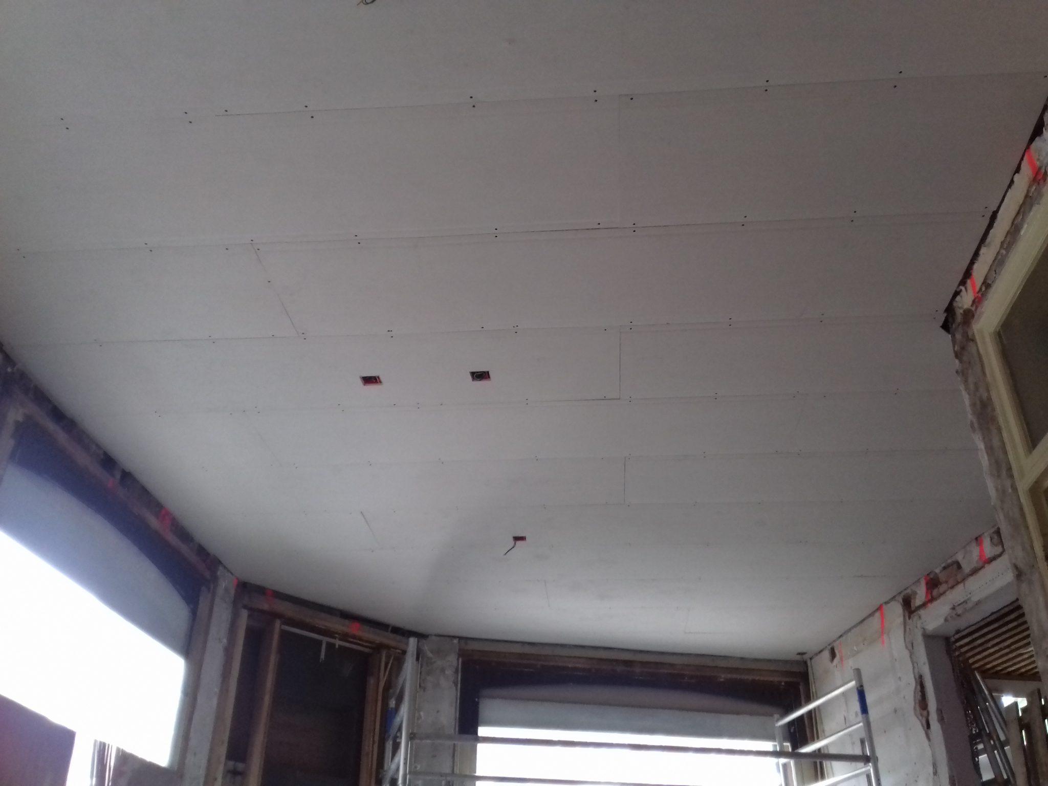 Gips plafond WenS Huis en Tuin