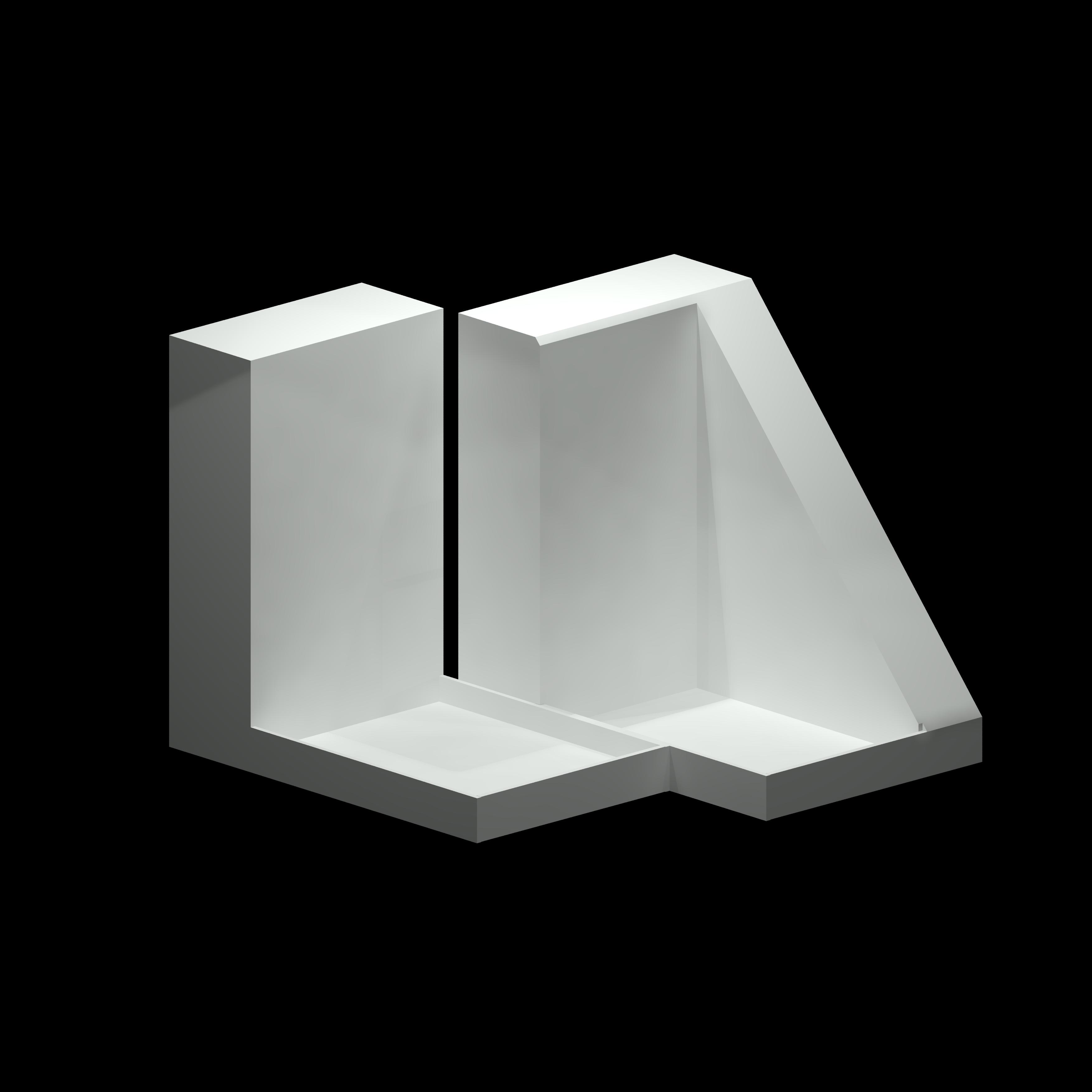 Zolderkast met hoekkast achteraanzicht 2