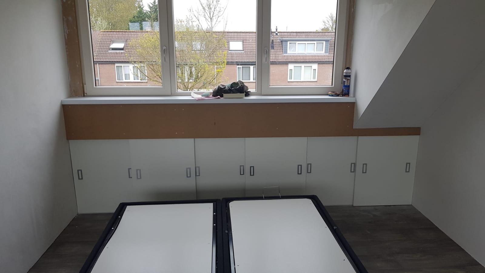 Schuifdeursysteem deur 60 cm