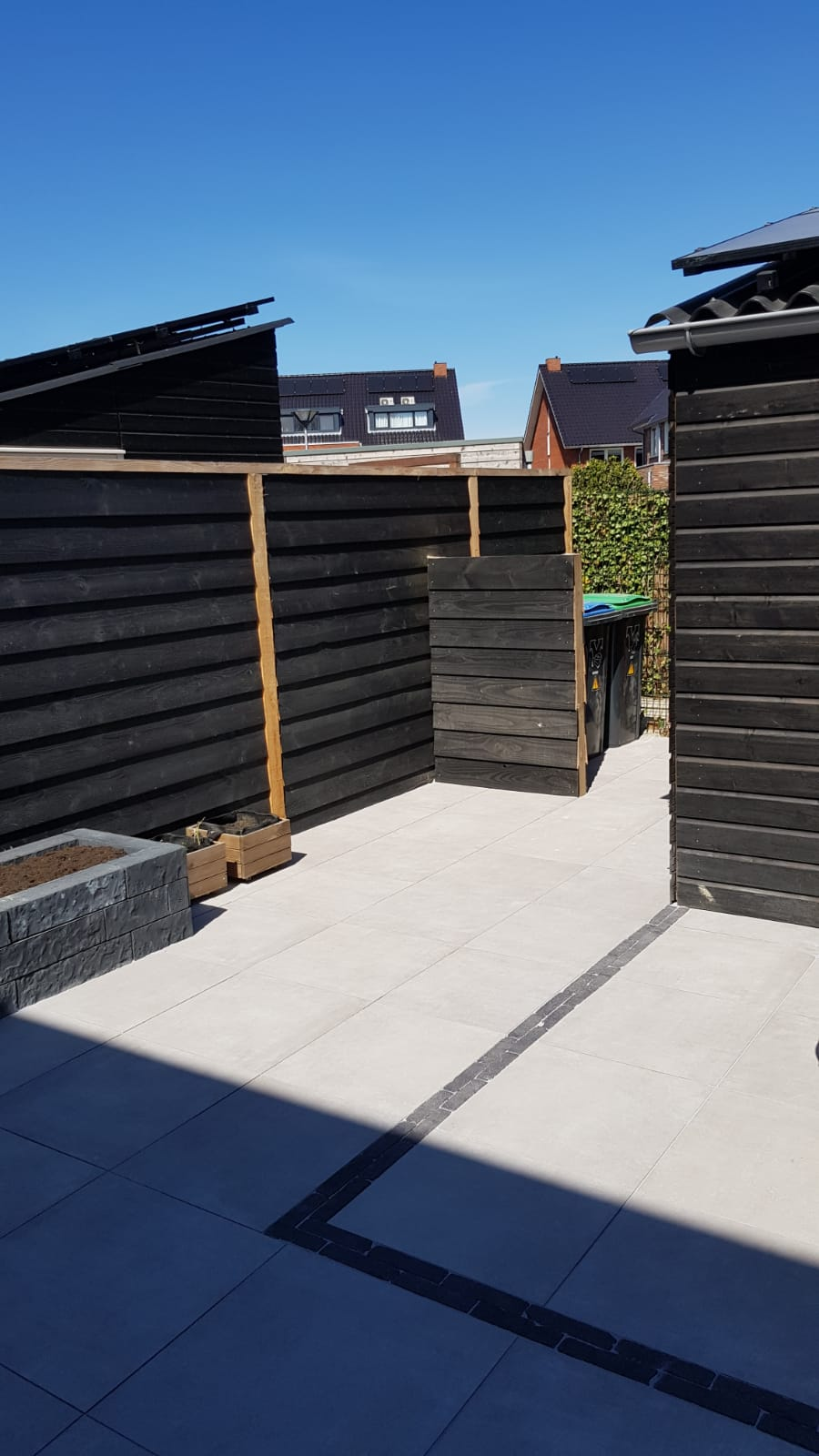 Tuin Rhoon wens huis en tuin